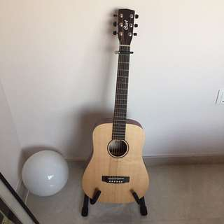 Cort earth mini acoustic guitar