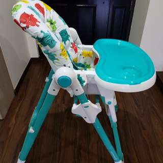COSATTO  NOODLE SUPA Adjustable highchair