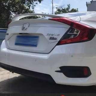 Honda Civic 10th Gen Spoiler