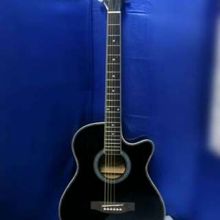 Davis Slim Type Acoustic Guitar