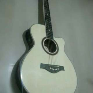 Knight Slim Type Acoustic Guitar