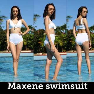 Maxene Two Piece Swimsuit With Pads
