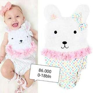 Baju bayi domba