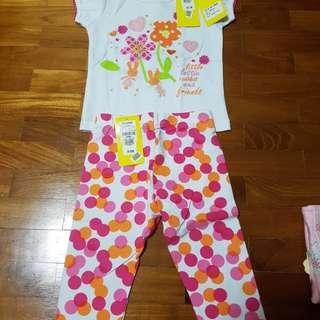 Toddler Girl's 2pc set (Size 2)