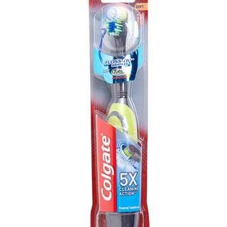 高露潔360齒潔淨電動牙刷