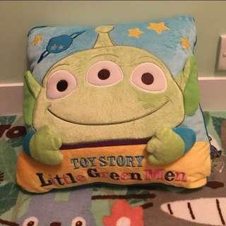 Toy Story 三眼仔 Alien Cushion