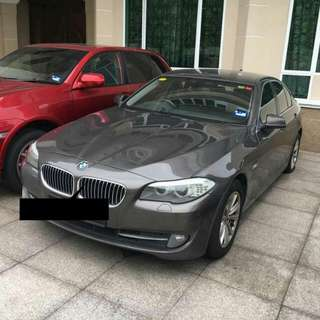 BMW F10 523 2.5 2013
