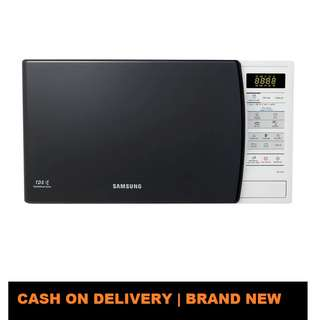 Samsung ME731K/XTC Microwave Oven 20L (White)  | Brand New | Cash On Delivery