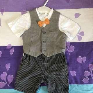 Boy Suit / vest shirt pants