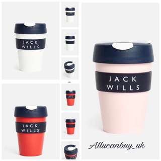Jackwills keepcup(英國限定🇬🇧)