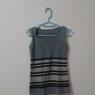 Striped Vest / Rompi Garis-garis