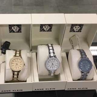 Original Anne Klein Ladies Watch