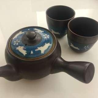 Quality Tea Set from Japan City