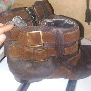 Zara Brown Shoes