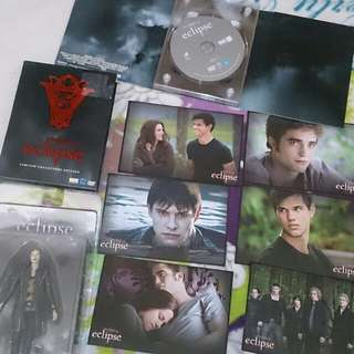 The Twilight Saga Eclipse Limited Collectors Edition DVD