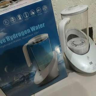 Active Hydrogen Water