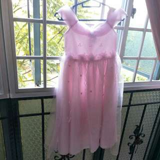 Pink Dress/gown
