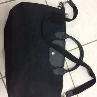 Authentic Longchamp Hobo Bag (Medium)