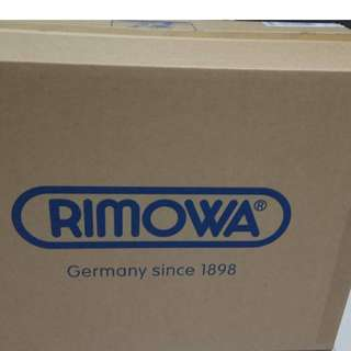 Bnib Rimowa Cabin Bag