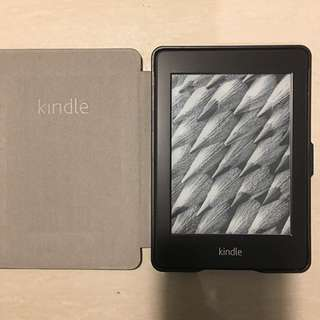 Kindle paperwhite 4GB ebook reader