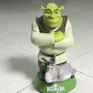 Shrek drinking bottle (good cond)