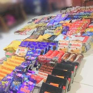 CHOCOLATES FOR VALENTINE'S