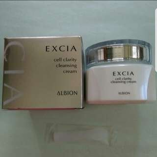 Albion Excia Cell Clarity Cleansing Cream