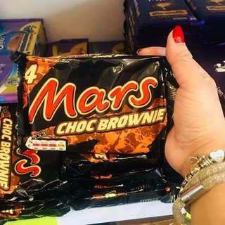 Mars Choco Brownie