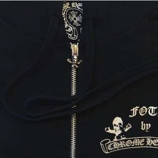 Chrome Hearts Foti Teeter Fleece Hoody
