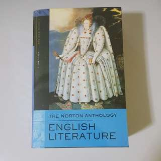 The Norton Anthology of English Literature: Eighth Edition Volume 1