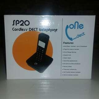 SP20 cordless dect telephone