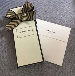 New authentic Jo Malone English pear and Freesia cologne