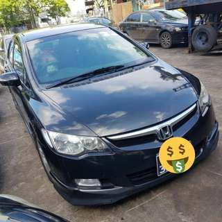 Hinda Civic FD 2.0