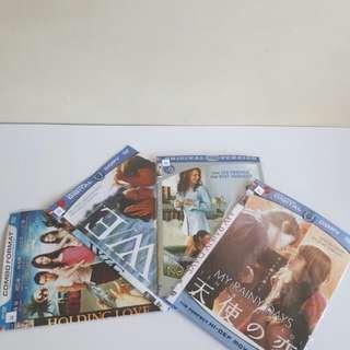 DVD Korean & Western Dramas