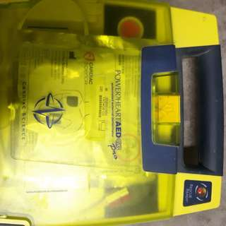Power heart aed g3 pro