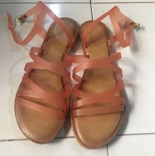 REPRICED - Forever 21 Jelly Sandals