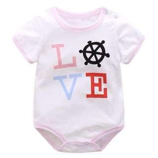 🆕 Infant LOVE ⚓️ Romper