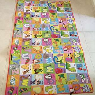 Baby Alphabets Playmat