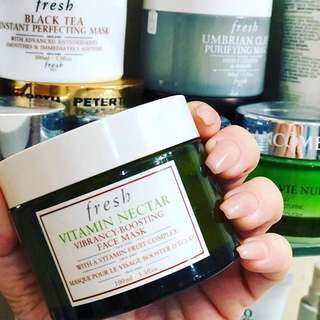 RTP $105 fresh Vitamin nectar mask