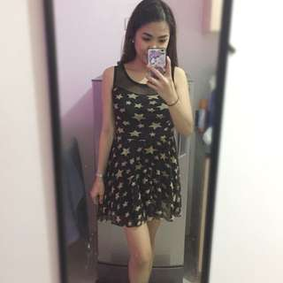 Starry Staryy Dress