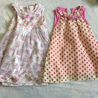 Peppermint dress for girls