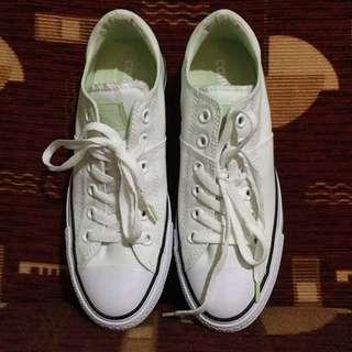 Original White Converse All Star