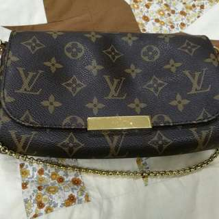 Lv authentic favorite