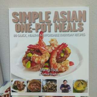 Simple Asian One-pot Meals