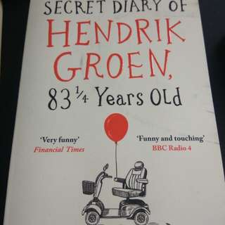 Secret Diary of Hendrik Groen