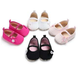 Baby Girl Non-slip Soft Soled Shoes