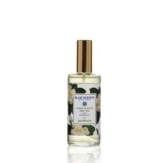 Gardenia - Body & Hair Dry Oil 100ml