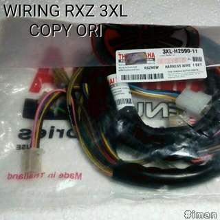WIRING RXZ 3XL COPY ORI  RM130