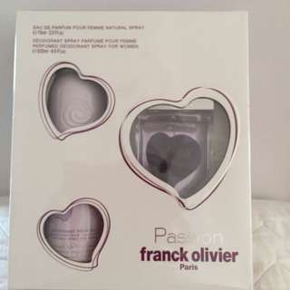 Passion - Frank Olivier Paris