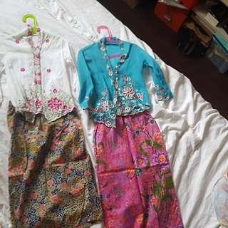 Kebana/ Nonya clothing for Girls
